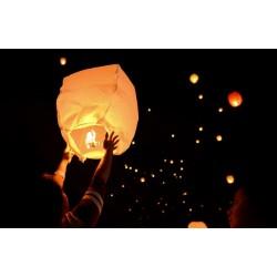 Lanternes Celestes Volantes pour réaliser tous vos voeux