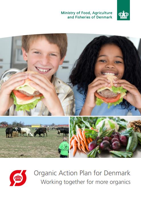 Danemark agriculture biologique