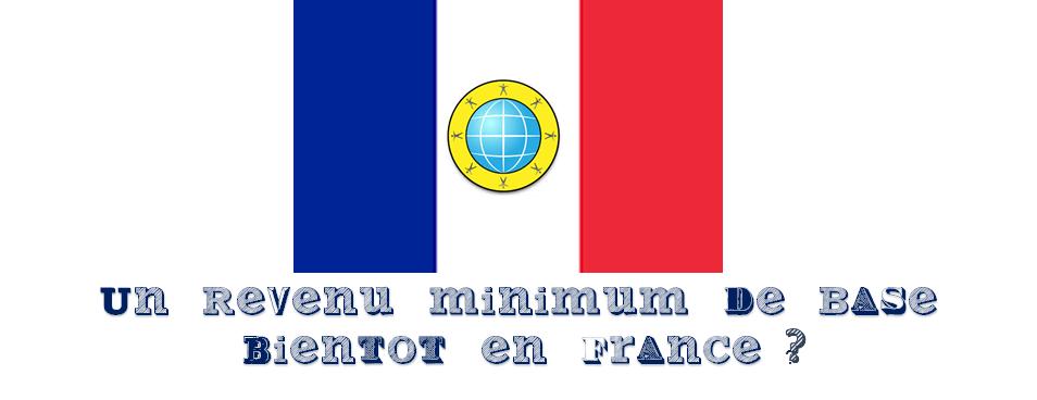 Revenu minimum de base universel, bientôt en France ?