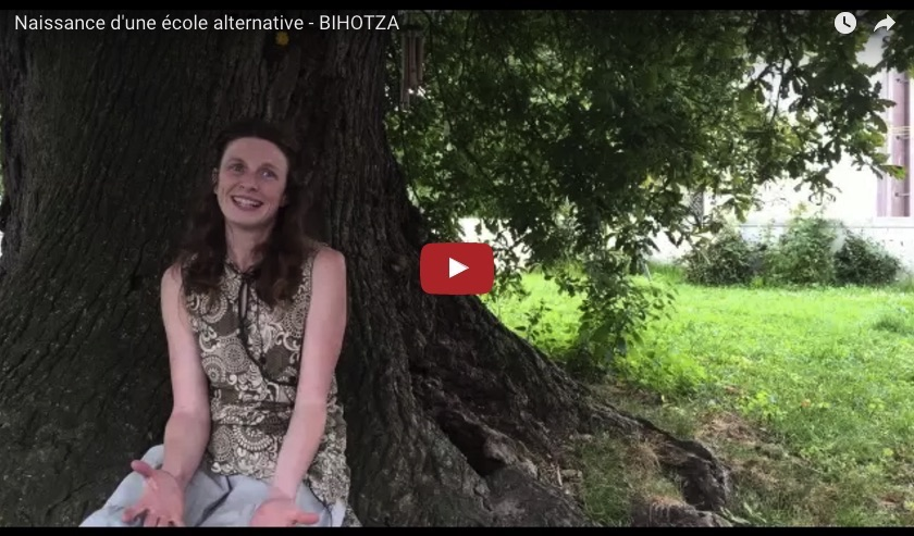 Création d'une école alternative - Bihotza