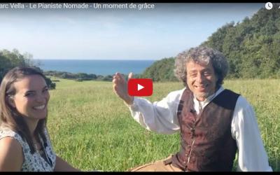 Rencontre avec Marc Vella, Le Pianiste Nomade !