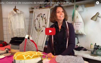 Une couturière hors du commun, vous invite à la méditation…
